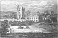 Dublin Penny Journal 1834-11-22 Lisfinny Castle by E. Heyden.png