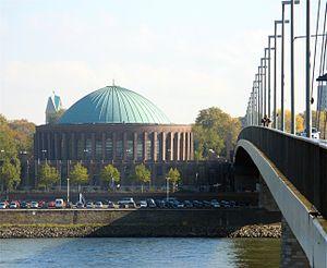 Düsseldorf-Pempelfort - Tonhalle Düsseldorf