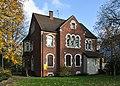 Duisburg, Hamborn, Friedenskirche, Pfarrhaus, 2012-11 CN-01.jpg