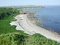 Dunbeath Castle beach - geograph.org.uk - 135079.jpg