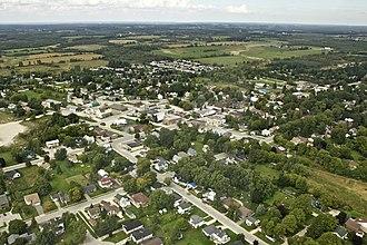 Dundalk, Ontario - Image: Dundalk Ontario
