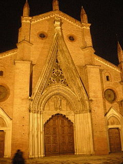 church building in Chieri, Italy