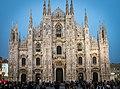 Duomo di Milano (facade) - Italy - 27 Dec. 2012.jpg