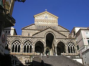 The Duomo of Amalfi