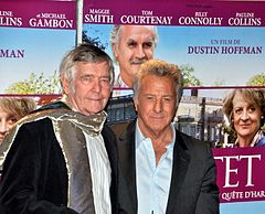 Dustin Hoffman Tom Courtenay Quartet avp 2013.jpg