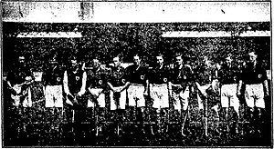 Field hockey at the 1928 Summer Olympics - The Dutch Hockey team