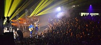 DZIDZIO - DZIDZIO performing in Toronto in July 2015.