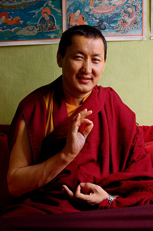 Dzogchen Ranyak Patrul Rinpoche - Patrul Rinpoche