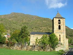 Santa Maria, Cóll - Santa Maria de Cóll