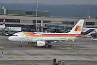 EC-JEI - A319 - Iberia