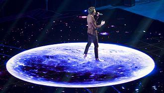 Amir Haddad - Amir performing at Eurovision 2016
