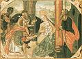 E Brentel - 1. Empore Mistelbach, Geburt Jesu 2.jpg