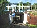 Eastbury, Westbury Road railway bridge - geograph.org.uk - 1382328.jpg