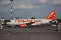G-EZDL - A319 - EasyJet