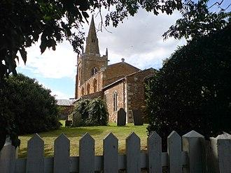 Eaton, Leicestershire - Saint Denys Church, Eaton