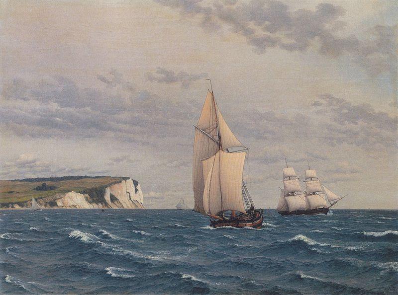 File:Eckersberg, CW - Møns Klint - 1835.jpg