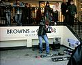 Ed Alleyne-Johnson busking in Chester.JPG