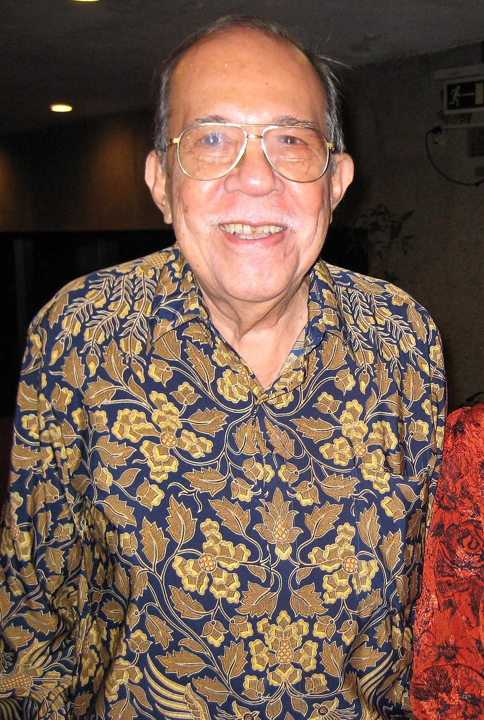 Eddie Romero2007