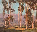 Edgar Payne Eucalyptus and Hills.jpg