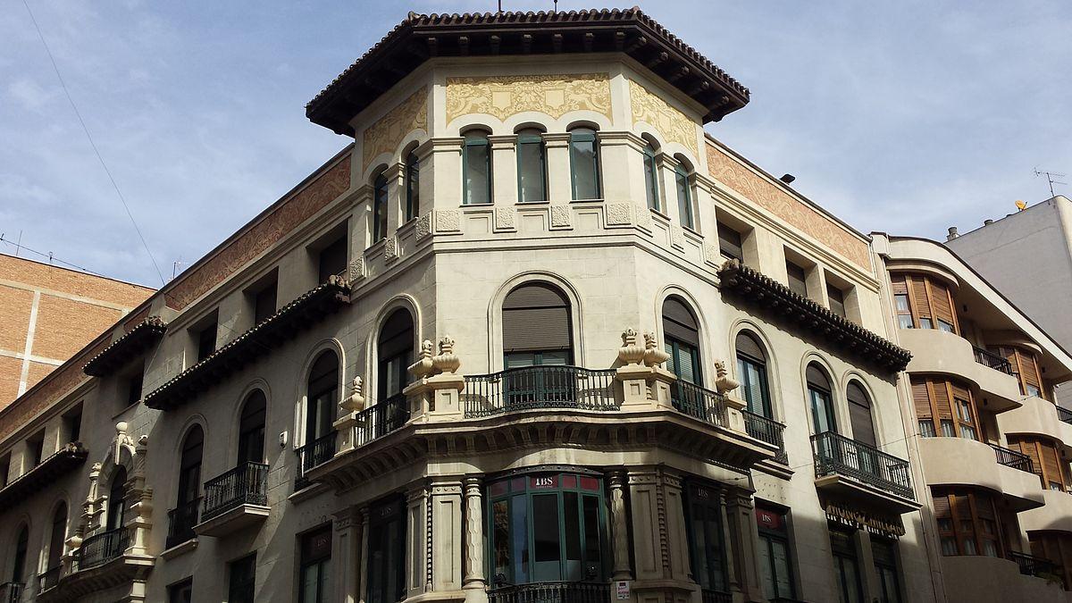 Edificio bbva albacete wikipedia la enciclopedia libre - Arquitectos albacete ...