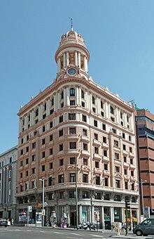 Hotel Florida Madrid Spain