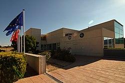 Edificio museo, Madrid Deep Space Communications Complex.jpg