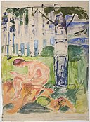 Edvard Munch - Alma Mater, Seated Youth - MM.M.00949B - Munch Museum.jpg