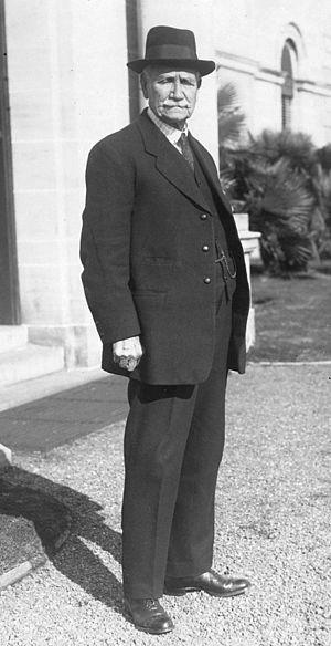 Edward Wittenoom - Edward Wittenoom c. 1922