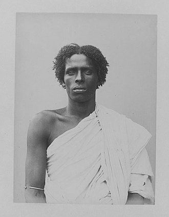 20 year old Tumal man Egal Mohamud photographed in 1890 by Rolande Bonaparte Egal Mohamud.jpg