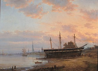 "Egide Linnig - Image: Egide Linnig Belgian merchant navy frigate ""Macassar"""