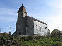 Eglise Foucherans Doubs Saints-Philippe+Jacques 31oct2011.jpg