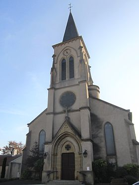 Église paroissiale de l'Assomption.