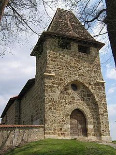 Saint-André-de-Double Commune in Nouvelle-Aquitaine, France