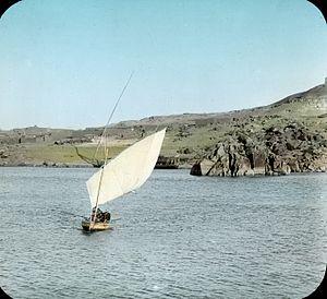 Egypt, On the Nile above Assuan.jpg