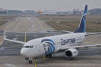 SU-GDX - B738 - EgyptAir