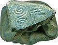 Egyptian - Horus the Child, Seal Squatting Child - Walters 42207 - Bottom.jpg