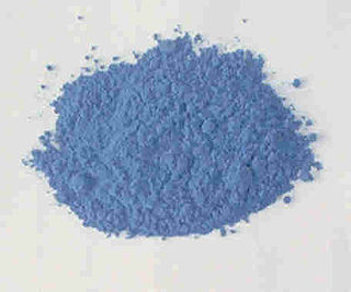 Egyptian blue Pigment used in ancient Egypt