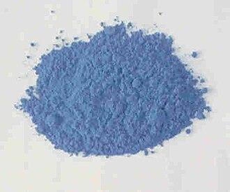 Egyptian blue - Egyptian blue