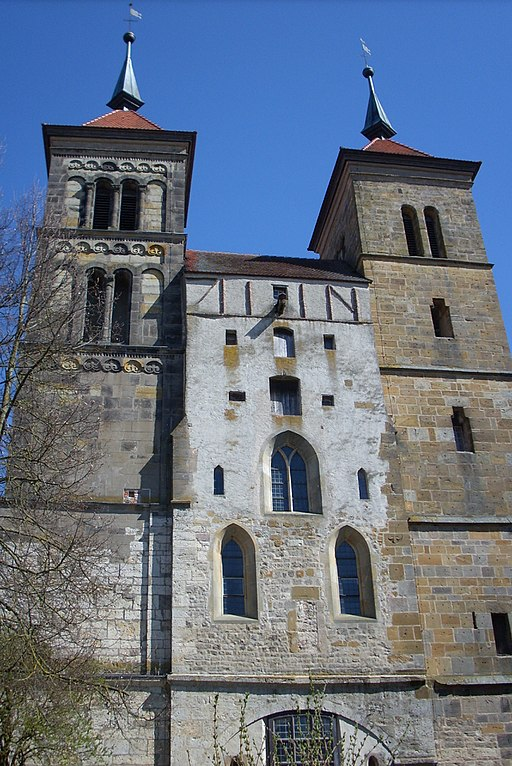 Ehemalige Benediktinerabtei Auhausen bei Oettingen 1