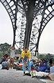 Eiffeli torn, kunagi lubati seal ööbida 93.jpg
