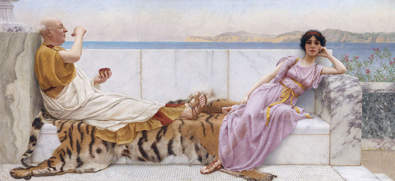 File:Eighty and eighteen, by John William Godward.jpg