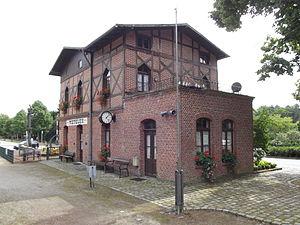 Metelen - Metelen Land Railway Museum