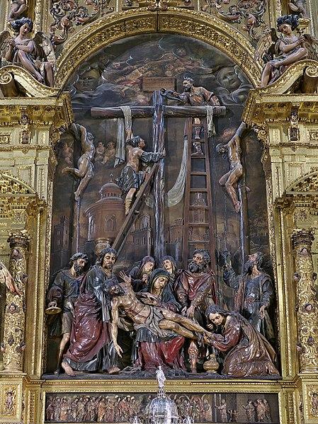 File:El Descendimiento de Cristo, Pedro Roldán (Sevilla).jpg