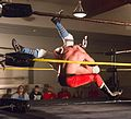 El Generico spin-out powerbomb.jpg