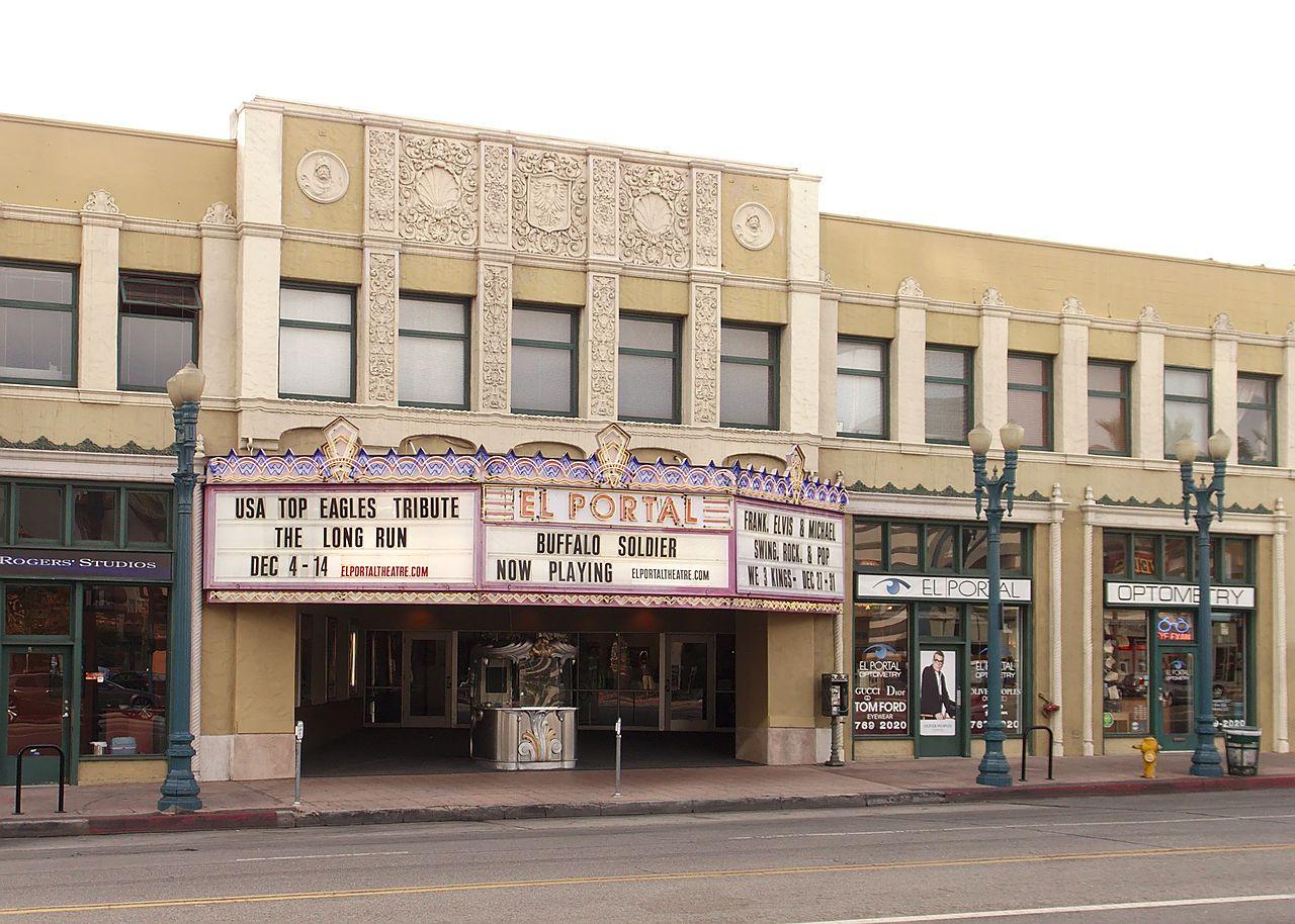 File el portal theater north hollywood 2014 11 for N portal