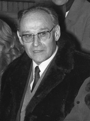 Elek Schwartz - Schwartz in 1972