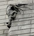 Elephant in granite on the Mutual Building Cape Town.jpg