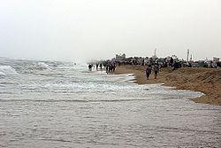 Elliots Beach at Besant Nagar, Chennai.JPG
