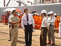 Embajador Juan José Gómez Camacho - Ambassador Gómez Camacho - Ship 4.JPG
