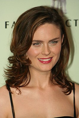 Emily Deschanel in 2007